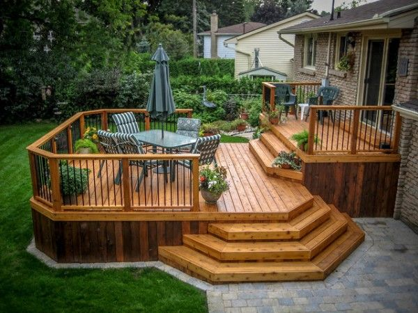 5 Tips for Adding a Deck or Porch to Your Home   Bergen's Contracting &  Repair, Inc.